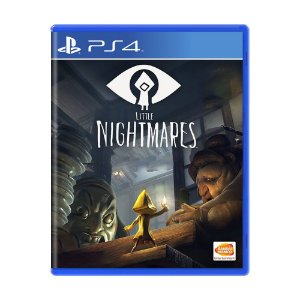 Jogo Little Nightmares - PS4