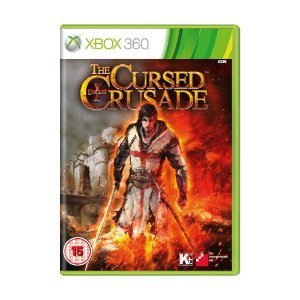 Jogo The Cursed Crusade - Xbox 360 (Europeu)