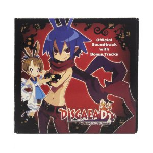 Trilha Sonora Disgaea D2: A Brighter Darkness - Official Soundtrack