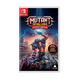 Jogo Mutant Football League (Dynasty Edition) - Switch