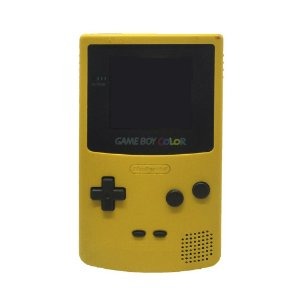 Console Game Boy Color Amarelo - Nintendo