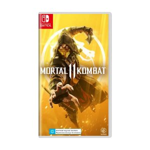 Jogo Mortal Kombat 11 - Switch