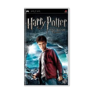 Jogo Harry Potter and the Half-Blood Prince - PSP