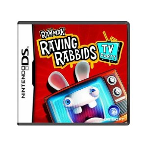 Jogo Rayman Raving Rabbids: TV Party - DS