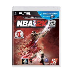 Jogo NBA 2K12 - PS3