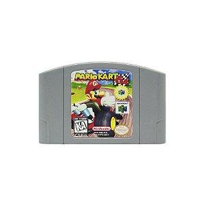 Jogo Mario Kart 64 - N64 (Relabel)