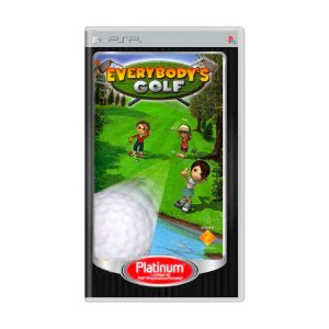 Jogo Everybody's Golf - PSP
