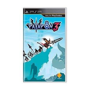 Jogo Patapon 3 - PSP