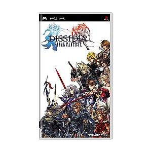 Jogo Dissidia Final Fantasy - PSP