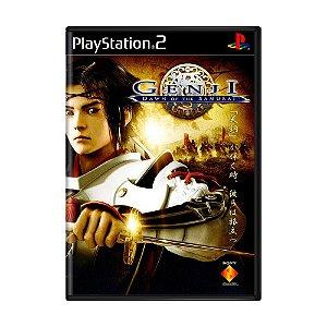 Jogo Genji: Dawn of the Samurai - PS2