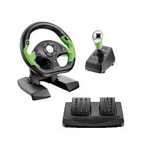 Volante PRO 50 + Câmbio Manual - Xbox 360 e PC