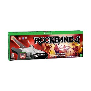 Jogo Rock Band 4 + Guitarra (Bundle) - Xbox One