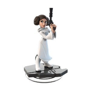 Boneco Disney Infinity 3.0: Leia Organa