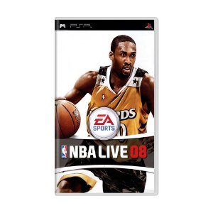 Jogo NBA Live 08 - PSP