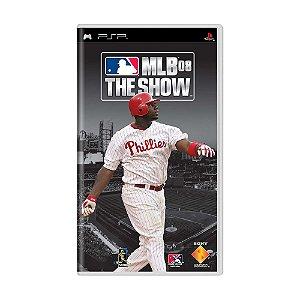 Jogo MLB 08: The Show - PSP