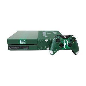 Console Xbox One 500GB (Edição Limitada Palmeiras 102 Anos) - Microsoft