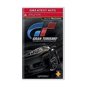 Jogo Gran Turismo: The Real Driving Simulator - PSP
