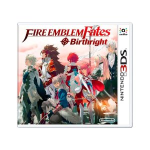 Jogo Fire Emblem Fates: Birthright - 3DS