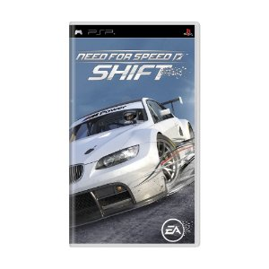 Jogo Need For Speed: Shift - PSP