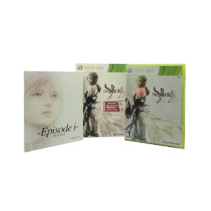 Jogo Final Fantasy XIII-2 + Novela In-Pack: Episode I - Xbox 360