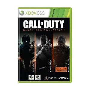 Jogo Call of Duty: Black Ops Collection - Xbox 360