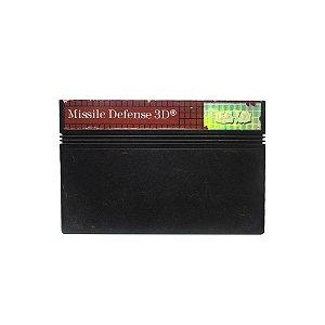 Jogo Missile Defense 3D - Master System