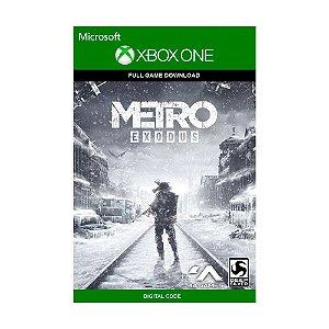 Jogo Metro Exodus (Mídia Digital) - Xbox One