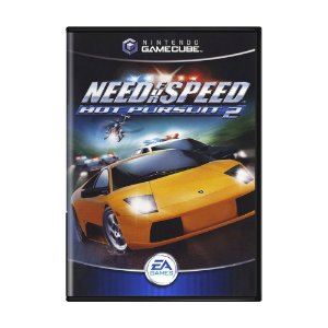 Jogo Need for Speed: Hot Pursuit 2 - GameCube