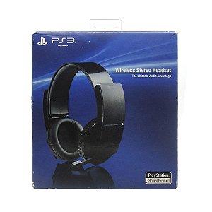 Headset Sony Pulse 7.1 Wireless - PS3 e PC