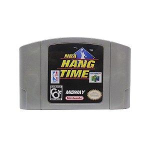 Jogo NBA Hangtime - N64 (Relabel)