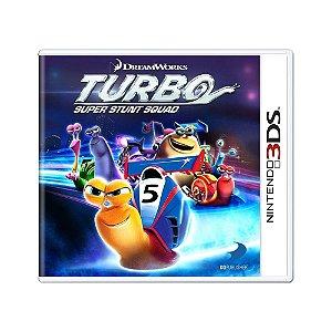 Jogo Turbo: Super Stunt Squad - 3DS
