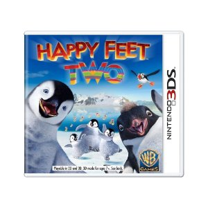 Jogo Happy Feet Two - 3DS