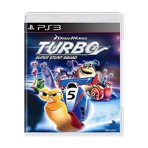 Jogo Turbo: Super Stunt Squad - PS3