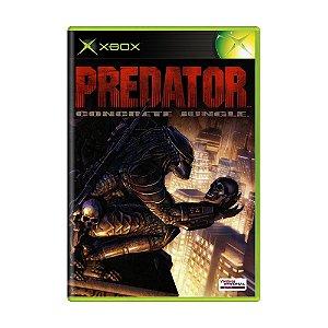 Jogo Predator: Concrete Jungle - Xbox