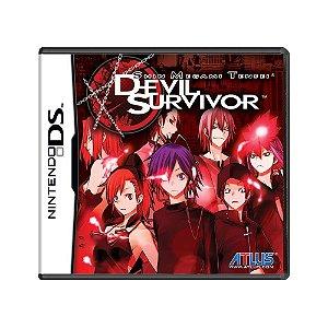 Jogo Shin Megami Tensei: Devil Survivor - DS