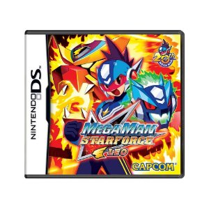 Jogo Mega Man Star Force: Leo - DS