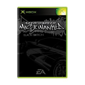 Jogo Need for Speed: Most Wanted (Black Edition) - Xbox