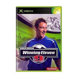 Jogo World Soccer Winning Eleven 9 - Xbox