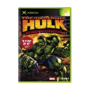 Jogo The Incredible Hulk: Ultimate Destruction - Xbox
