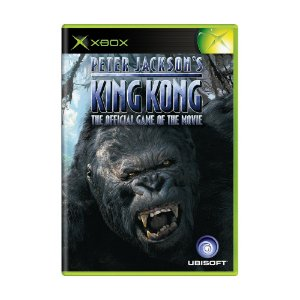 Jogo Peter Jackson's King Kong: The Official Game of the Movie - Xbox