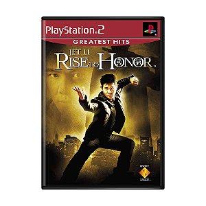 Jogo Jet Li: Rise to Honor - PS2
