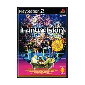 Jogo FantaVision - PS2 (Japonês)