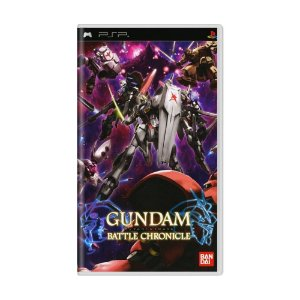 Jogo Gundam Battle Chronicle - PSP