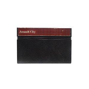 Jogo Assault City - Master System