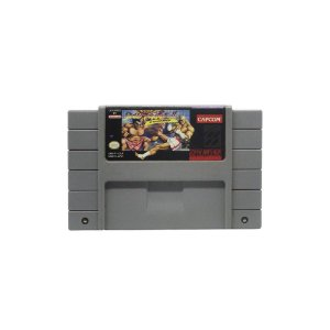 Jogo Street Fighter II Turbo - SNES