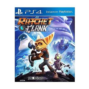 Jogo Ratchet & Clank - PS4 (Capa Dura)