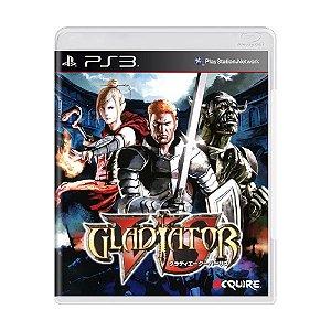 Jogo Gladiator VS - PS3