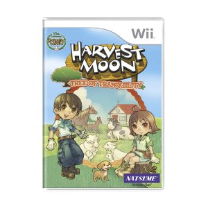 Jogo Harvest Moon: Tree of Tranquility - Wii