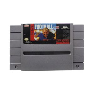 Jogo John Madden Football - SNES (Relabel)
