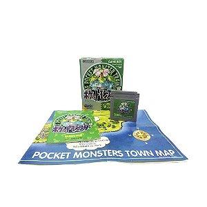 Jogo Pocket Monsters Midori - GBC (Japonês)
